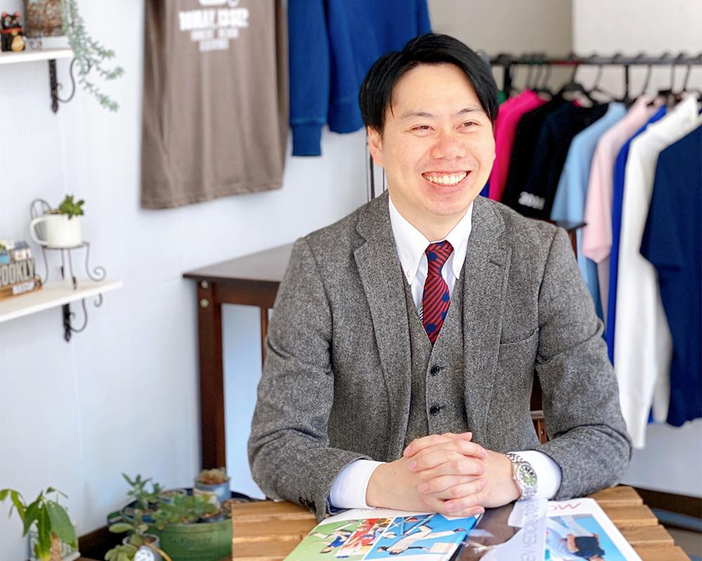 代表取締役 小野 登茂丸